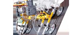 کاربردهای وکیوم در صنایع شیشه سازی