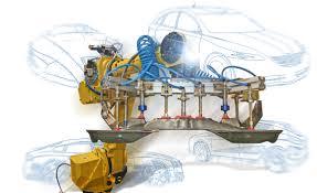کاربردهای وکیوم در اتومبیل سازی